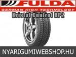 FULDA Kristal Control HP2 245/45R17 - téligumi - adatlap