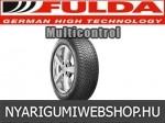 Fulda - MULTICONTROL négyévszakos gumik