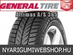 General tire - Altimax A/S 365 nyárigumik