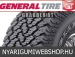 General tire - GRABBER AT nyárigumik