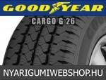 Goodyear - CARGO G26 nyárigumik