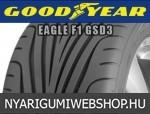 Goodyear - EAGLE F1 GSD3 nyárigumik