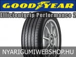 Goodyear - EFFICIENTGRIP PERFORMANCE 2 nyárigumik