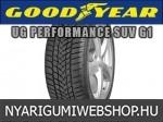 Goodyear - UG Performance SUV G1 téligumik