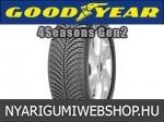 Goodyear - VECTOR 4SEASON G2 négyévszakos gumik