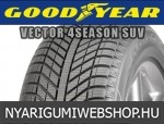Goodyear - VECTOR 4SEASON SUV négyévszakos gumik