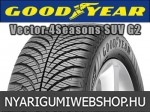 Goodyear - VECTOR 4SEASONS SUV G2 négyévszakos gumik