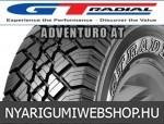GT RADIAL ADVENTURO A/T 31/10.50R15 - nyárigumi - adatlap