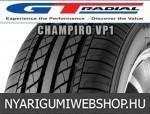 GT RADIAL CHAMPIRO VP1 155/65R13 - nyárigumi - adatlap