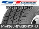 GT RADIAL KARGOMAX ST-4000 145R13 - nyárigumi - adatlap