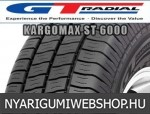 GT RADIAL KARGOMAX ST-6000 155R13 - nyárigumi - adatlap