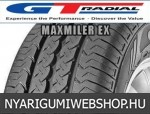Gt radial - MAXMILER EX nyárigumik