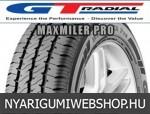 GT RADIAL MAXMILER PRO 155R12 - nyárigumi - adatlap