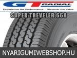 Gt radial - SUPER TRAVELLER 668 nyárigumik