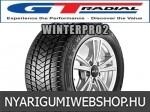 GT RADIAL WINTERPRO2 175/65R15 - téligumi - adatlap