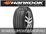 HANKOOK K425 DOT0814! 175/50R15 - nyárigumi - adatlap