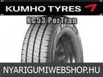 KUMHO KC53 PorTran 165R13 - nyárigumi - adatlap