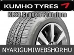 Kumho - KL33 Crugen Premium nyárigumik
