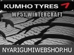 Kumho - WP51 WinterCraft téligumik