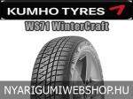 Kumho - WS71 WinterCraft téligumik