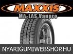 Maxxis - MA-LAS Vanpro négyévszakos gumik