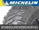 Michelin - 4X4 O/R XZL nyárigumik