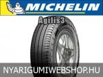 MICHELIN AGILIS 3 195/75R16 - nyárigumi - adatlap