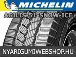 Michelin - Agilis 51 Snow-Ice téligumik