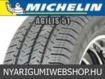 Michelin - AGILIS 51 nyárigumik