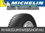 Michelin - AGILIS CROSSCLIMATE négyévszakos gumik