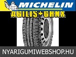 Michelin - AGILIS + GRNX nyárigumik