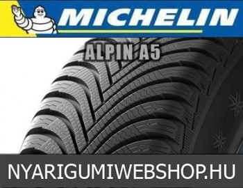 MICHELIN - Alpin 5 - téligumi