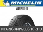 Michelin - ALPIN 6 téligumik