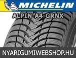 MICHELIN Alpin A4 GRNX 225/50R17 - téligumi - adatlap