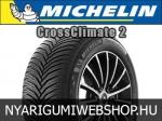 Michelin - CrossClimate 2 négyévszakos gumik