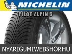 Michelin - PILOT ALPIN 5 téligumik