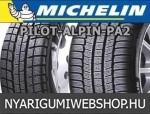 Michelin - Pilot Alpin PA2 téligumik