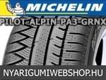 Michelin - Pilot Alpin PA3 GRNX téligumik