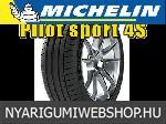 Michelin - PILOT SPORT 4 S nyárigumik