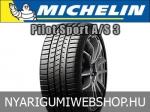 Michelin - PILOT SPORT A/S 3 nyárigumik