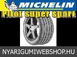 Michelin - PILOT SUPER SPORT ACOUSTIC nyárigumik