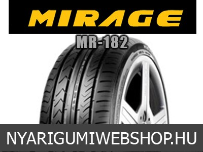 MIRAGE - MR-182 - nyárigumi - 205/40R17 - 84W - SZGK.
