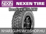 Nexen - Roadian MTX RM7 nyárigumik