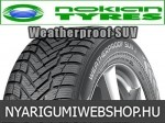 Nokian - Weatherproof SUV négyévszakos gumik