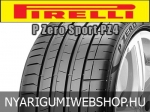 Pirelli - P Zero Sport PZ4 nyárigumik