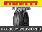 Pirelli - P7Cinturato nyárigumik
