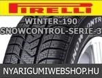 Pirelli - Winter 190 SnowControl Serie 3 téligumik