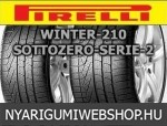 PIRELLI Winter 210 Sottozero Serie 2 225/50R17 - téligumi - adatlap
