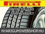 Pirelli - Winter 240 Snowsport téligumik