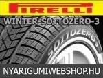 PIRELLI Winter Sottozero 3 215/60R16 - téligumi - adatlap